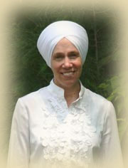 Gurunater Kaur Khalsa of Angelic Healings