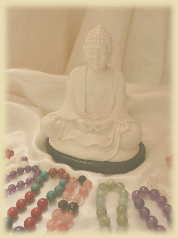 How to mediate using a mala